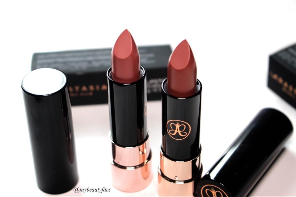 Son Anastasia Beverly Hills Matte Lipstick đẹp xuất sắc