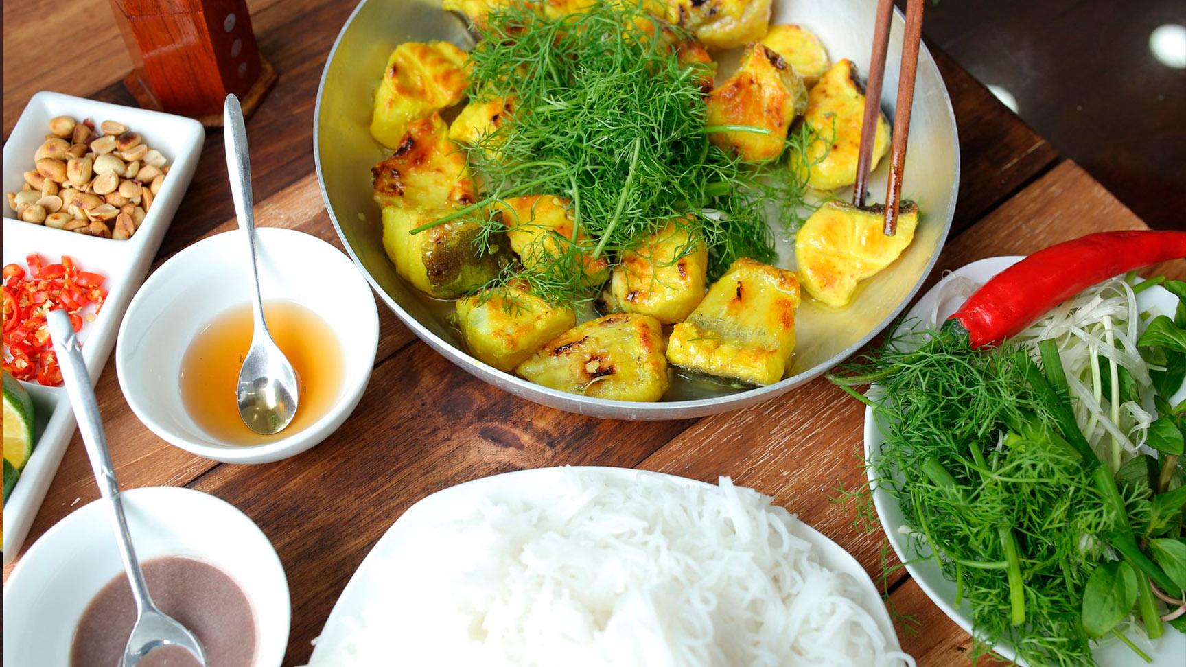 Chả cá Lã Vọng nét ẩm thực tinh túy người Hà Thành