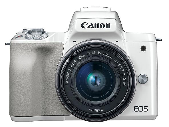 Máy ảnh Canon EOS M50 + KIT 15-45MM