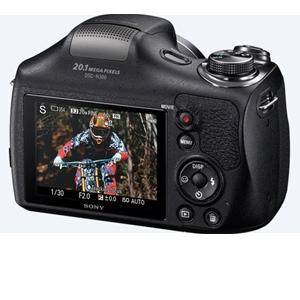 máy ảnh Canon Cybershot DSC H3000
