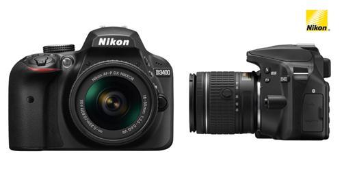 Máy ảnh Nikon D3400 chất lượng