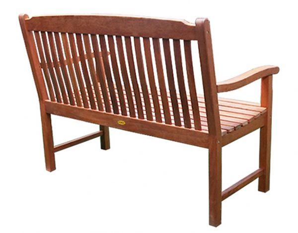 ghế băng gỗ có tay