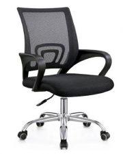 Ghế lưới văn phòng Cozino CZN502 màu đen