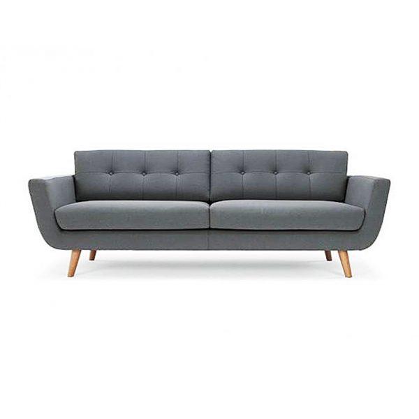 Sofa băng bed Juno European 2 xám đậm
